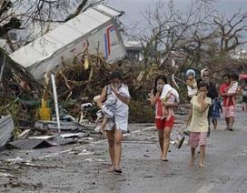 Philippines ban bố tình trạng thảm họa quốc gia