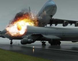 5 vụ rơi máy bay khủng khiếp nhất lịch sử thế giới