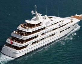 Chiêm ngưỡng siêu du thuyền đẳng cấp giá hơn 3.800 tỷ đồng