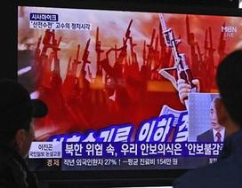 Nhiều người Triều Tiên bị xử bắn vì xem truyền hình Hàn Quốc?