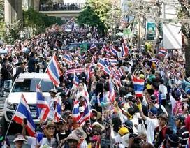 Thái Lan ban bố tình trạng khẩn cấp đối phó biểu tình