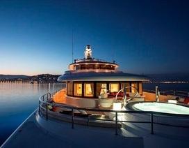Chiêm ngưỡng du thuyền xa xỉ có giá thuê hơn 15 tỷ đồng/tuần