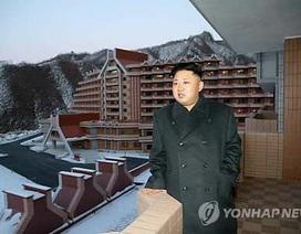 Lãnh đạo Triều Tiên thăm khu trượt tuyết sau khi xử tử chú