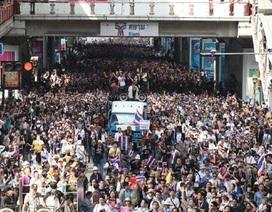 Doanh nghiệp Thái Lan điêu đứng vì biểu tình