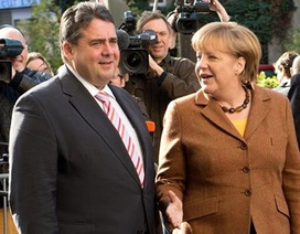 Thủ tướng Đức Merkel hoàn tất việc chọn liên minh lập chính phủ mới