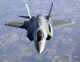 """Mỹ điều tra vụ chiến đấu cơ F-35 dùng thiết bị """"Tàu"""""""