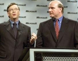 Ghế CEO tại Microsoft ế vì Bill Gates?