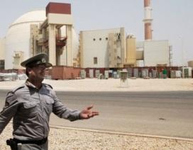 """Iran sẽ """"đóng băng"""" chương trình hạt nhân từ 20/1"""