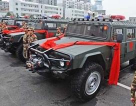 Trung Quốc cấm công an, quân đội mua ô tô ngoại