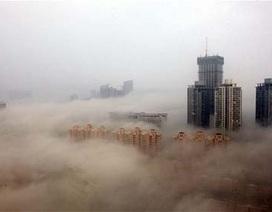 Trung Quốc: Mỗi năm gần nửa triệu người chết sớm vì ô nhiễm không khí