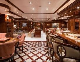 Vẻ đẹp khó cưỡng của siêu du thuyền xa xỉ bậc nhất thế giới