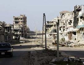 Thứ trưởng Libya bị bắn chết