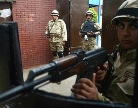 Ai Cập huy động 160.000 binh sỹ bảo vệ trưng cầu hiến pháp mới