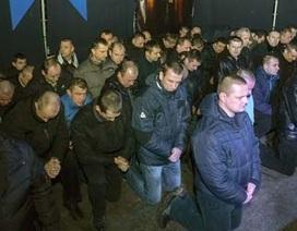 Ukraine giải thể lực lượng cảnh sát chống bạo động