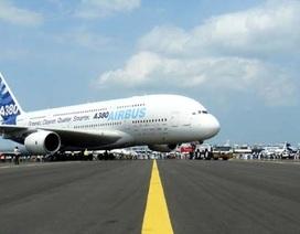 """Airbus bán 20 """"khách sạn bay"""" A380 giá khủng"""