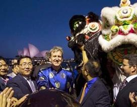 """Nhà giàu Trung Quốc vung tiền """"kiếm"""" visa nhập cư Úc"""