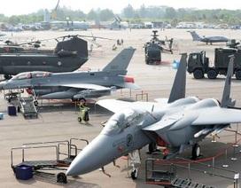 Ngắm dàn máy bay hùng hậu tại triển lãm hàng không lớn nhất châu Á