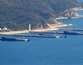 Trung Quốc chọn đảo Hải Nam làm căn cứ tàu ngầm hạt nhân mới?