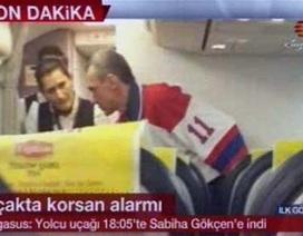 Thổ Nhĩ Kỳ điều chiến đấu cơ chặn không tặc cướp máy bay tới Sochi