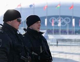 Choáng với công tác bảo vệ an ninh Thế vận hội Sochi