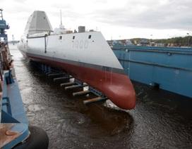 Hải quân Mỹ sắp triển khai vũ khí laser siêu hiện đại