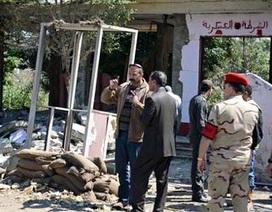 6 binh sỹ Ai Cập bị bắn chết tại Cairo