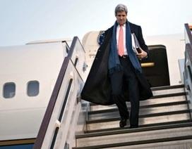 Ngoại trưởng Mỹ tới London bàn đối sách cho khủng hoảng Ukraine