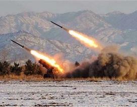 Hàn Quốc: Triều Tiên đã phóng thử 25 tên lửa tầm ngắn