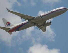 Công bố bản đồ mới về vùng nghi vấn của máy bay Malaysia mất tích