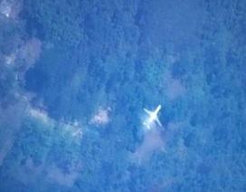 Cư dân mạng tìm thấy máy bay Malaysia mất tích trong rừng?