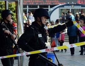 Trung Quốc bắt 3 nghi phạm tấn công khủng bố nhà ga xe lửa