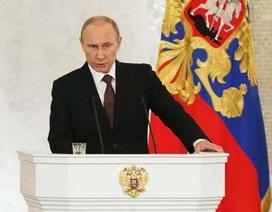 Putin mở tài khoản nhận lương tại ngân hàng bị Mỹ cấm vận