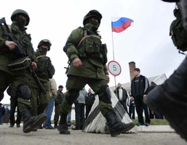 Căng thẳng Ukraine tăng nhiệt, chứng khoán Nga xuống sát đáy 5 năm