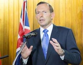 """Thủ tướng Úc: """"Hy vọng tìm thấy MH370 đang tăng"""""""