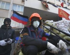 Nổ súng liên tiếp tại miền Đông Ukraine, 2 người thiệt mạng