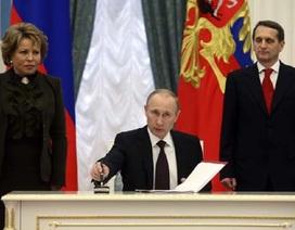 """Putin muốn """"lột xác"""" kinh tế Crimea bằng casino"""