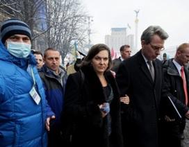 Mỹ âm thầm chi 5 tỷ USD cho chính biến tại Ukraine