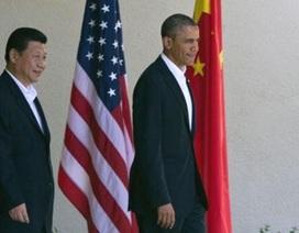 """""""Cái bóng"""" Trung Quốc bao phủ chuyến công du châu Á của ông Obama"""