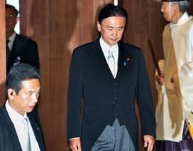 Quan chức an ninh Nhật tới thăm đền chiến tranh