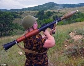 Ukraine tuyên bố bắt được nữ điệp viên Nga
