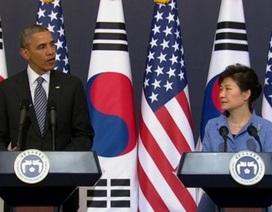 """Obama: """"Triều Tiên là mối đe dọa với Mỹ và khu vực"""""""