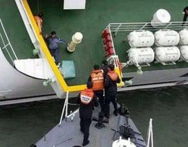 Thủy thủ phà Hàn Quốc tháo thân, bỏ cả đồng nghiệp và hành khách