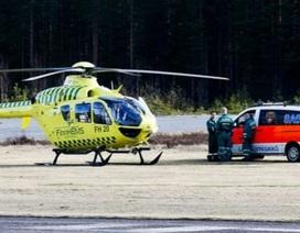Phần Lan: 8 người chơi nhảy dù tử nạn vì máy bay rơi