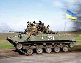 Ukraine tuyên bố tạm dừng trấn áp người biểu tình ở phía Đông