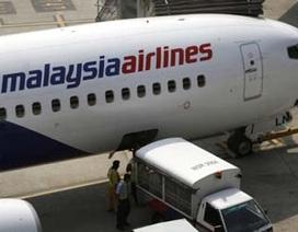 """Malaysia Airlines lỗ thêm """"khủng"""" vì MH370 mất tích"""