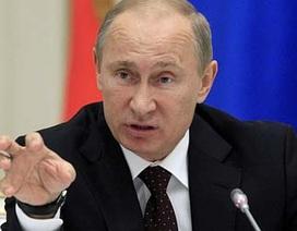"""Nga nói """"không"""" với hàng hoá phương Tây"""