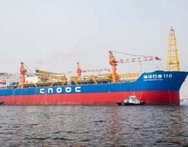 Trung Quốc khai thác thương mại một mỏ dầu trên Biển Đông