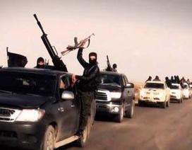 Phiến quân Hồi giáo IS có thể sở hữu vũ khí hóa học