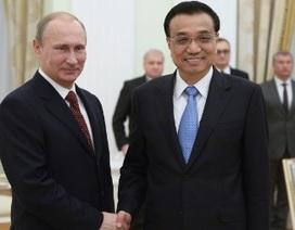 """Tổng thống Putin: """"Nga-Trung là đồng minh tự nhiên"""""""