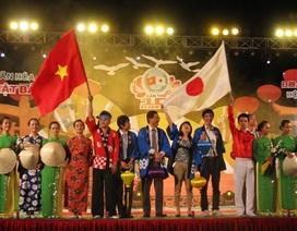 Khai mạc lễ hội giao lưu văn hóa Hội An - Nhật Bản